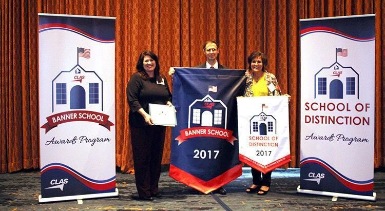 Boaz High School is named a CLAS School of Distinction